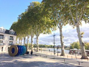 [vidéo] Promenade sur les bords de Loire à Orléans centre
