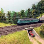 Visite du 16éme salon du train miniature d'Orléans