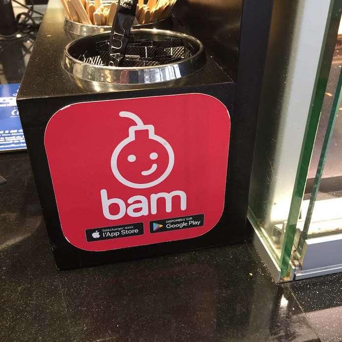 macaron BAM