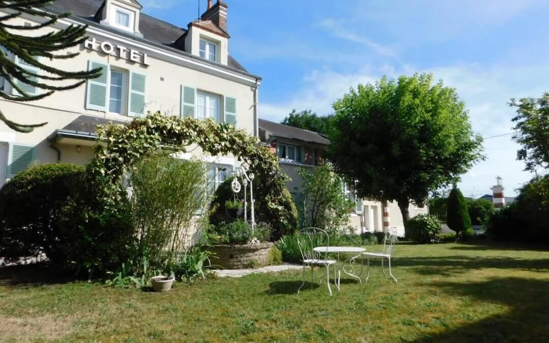 On a testé l'hôtel Villa Marjane à Orléans