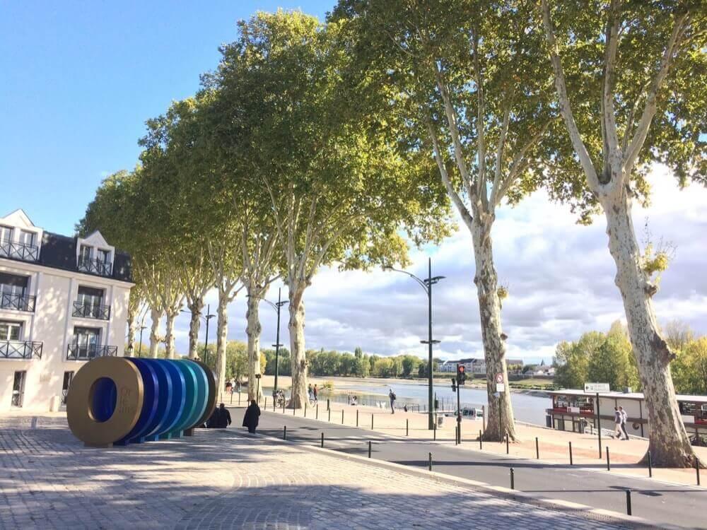 Place de Loire à Orléans