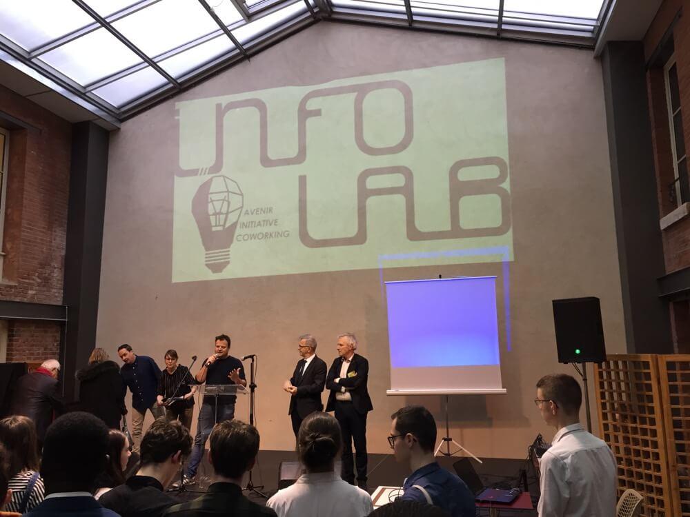 soirée de lancement Info Lab