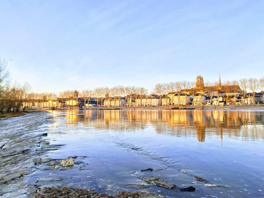 Orléans en bord de Loire