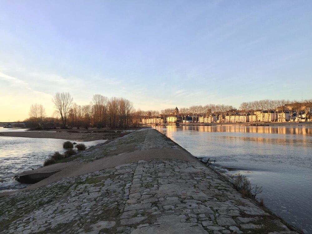 vue sur la Loire