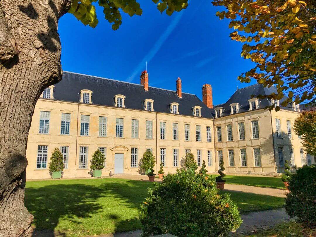 jardin de l'évéché Orléans 2