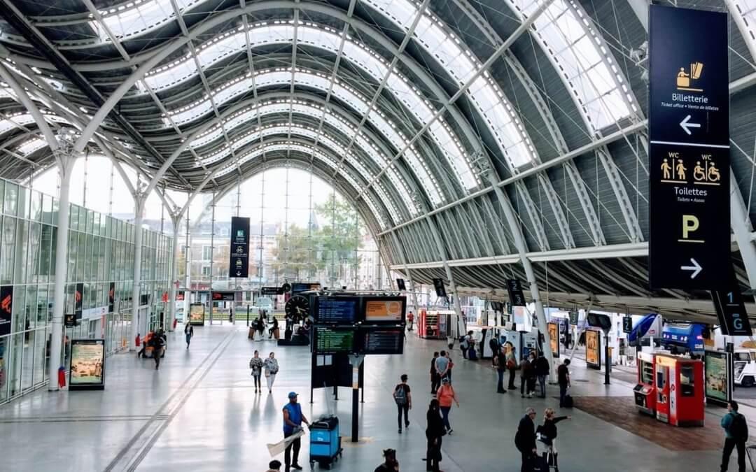 Classement des meilleures gares SNCF : Orléans 80ème