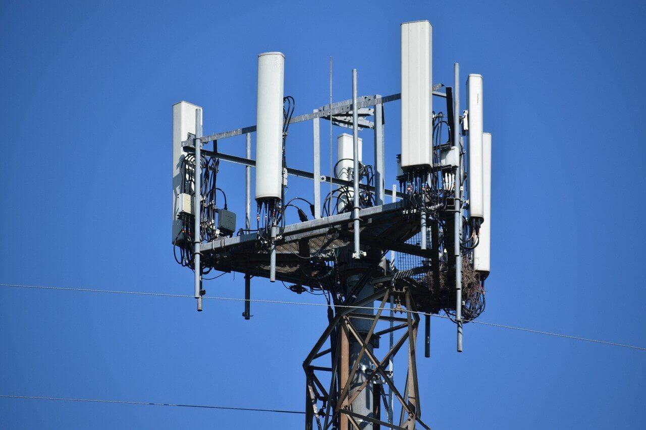 antenne 4G à Orléans