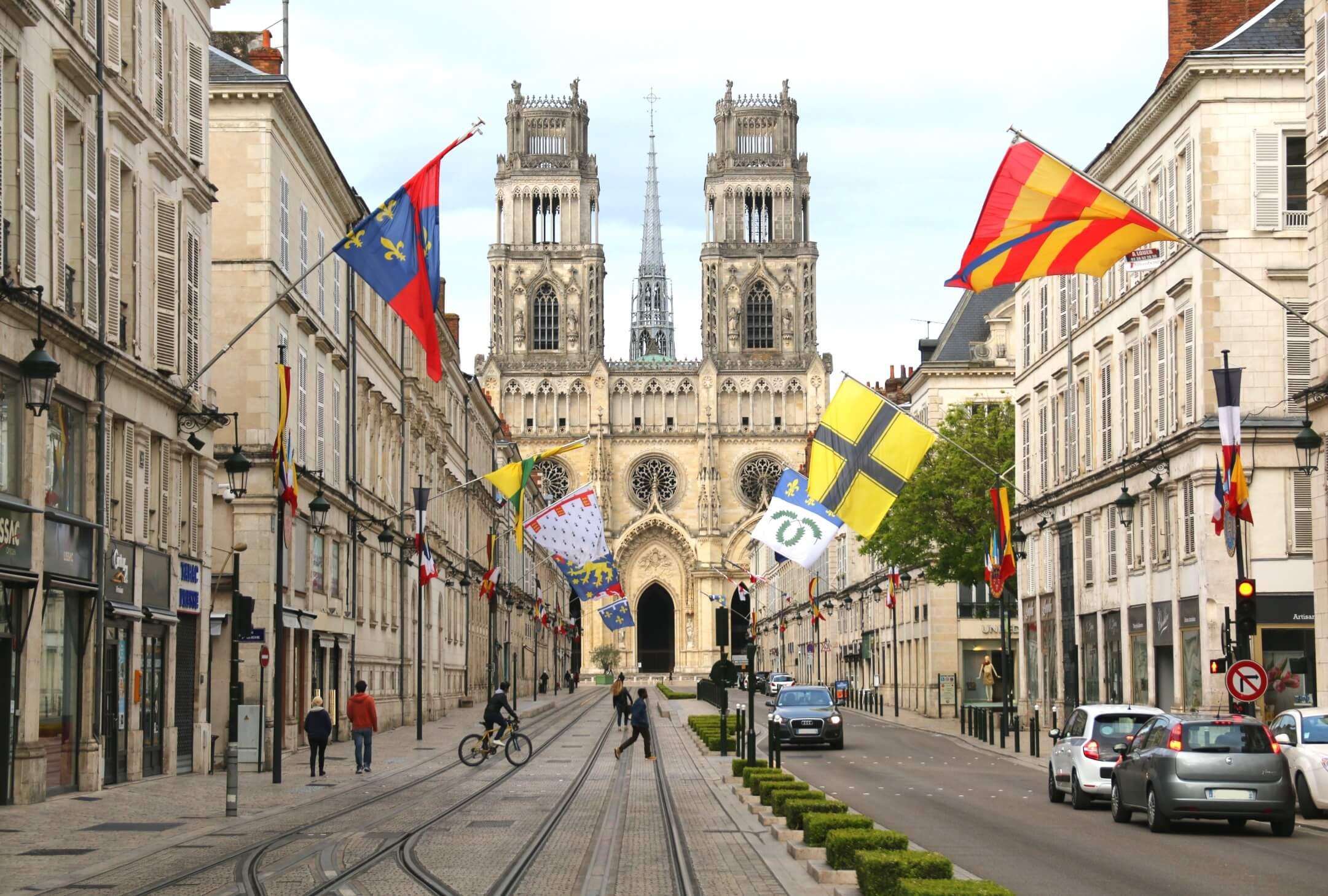 cathédrale orléans